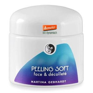Martina Gebhardt Peeling Soft Face & Décolleté 100ml