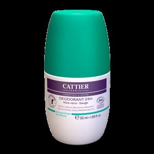 Cattier Deodorant Roll-on 24H 50ml