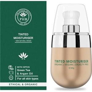 PHB Ethical Beauty Tinted Moisturiser SPF25 30ml