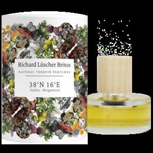 Farfalla Perfume 38°N 16°E - Italien - Bergamotte 50ml
