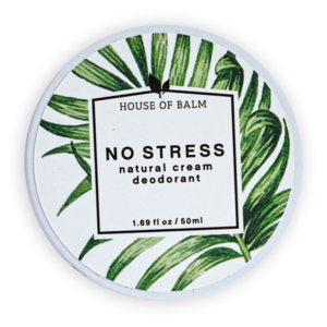 House of Balm No Stress Deodorant 50ml