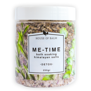 House of Balm Me-Time Himalaya Badzout 250g