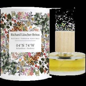 Farfalla Perfume 04°N 74°W - Kolumbien - Gardenie 50ml