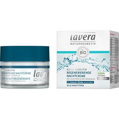 Lavera Basis Sensitiv Regenerating Night Cream 50ml