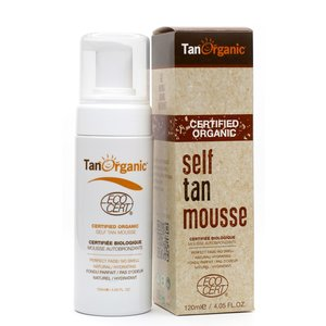 TanOrganic Self Tan Mousse 120ml