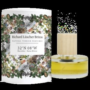 Farfalla Perfume 32°N 08°W - Marokko- Nana Minze 50ml