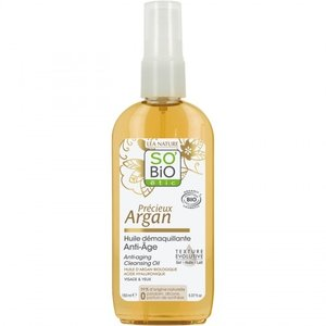SO'BiO étic Anti-Aging Cleansing Oil 150ml