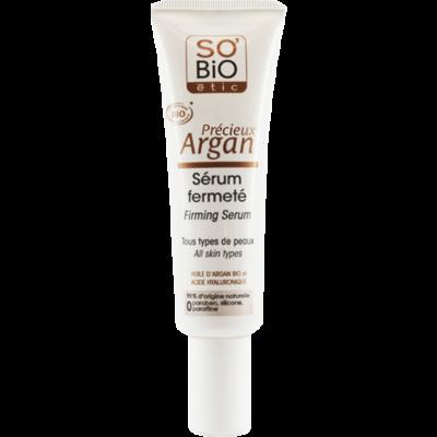 SO'BiO étic Précieux Argan Anti-Aging Firming Serum 30ml