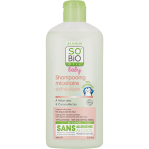 SO'BiO étic Baby Micellar Shampoo 250ml