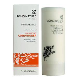 Living Nature Balancing Conditioner 200ml