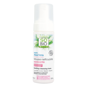 SO'BiO étic Soothing Cleansing Foam 150ml
