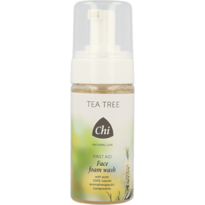 Chi Tea Tree Face Foam Wash 115ml
