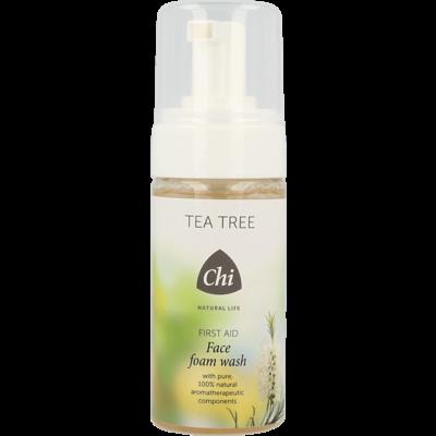 Chi Tea Tree Face Foam Wash 115ml