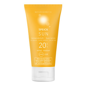 Speick Sun Lotion SPF20 150ml