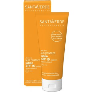 Santaverde Sun Protect Lotion SPF15 100ml