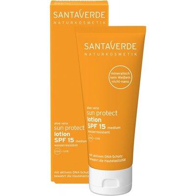 Santaverde Sun Protect Lotion SPF15 100ml