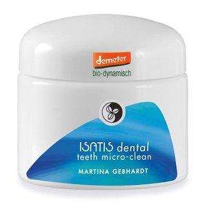 Martina Gebhardt Isatis Teeth Micro Clean 20g of 100g