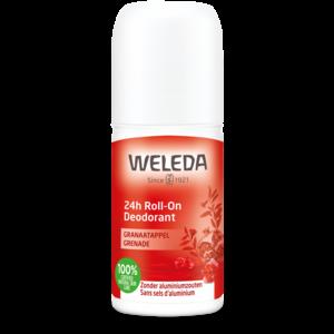 Weleda Granaatappel 24h Roll-On Deodorant 50ml