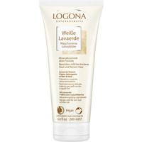 Logona Witte Lavaerde Wascrème Lotusbloem 200ml