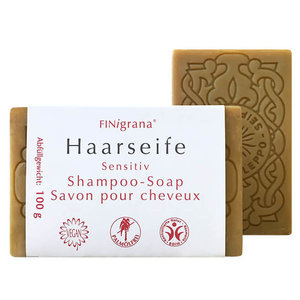 FINigrana Aleppo Haarzeep Sensitiv 100g