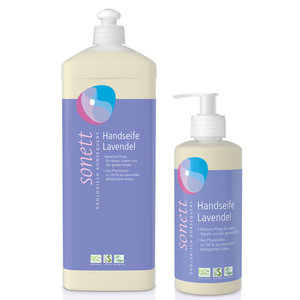 Sonett Handzeep Lavendel 300ml of 1000ml