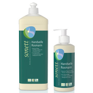 Sonett Handzeep Rozemarijn 300ml of 1000ml