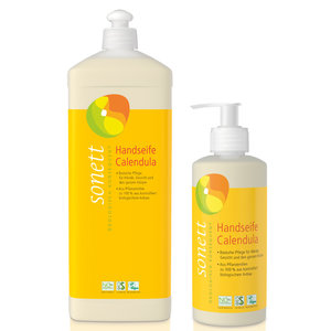 Sonett Handzeep Calendula 300ml of 1000ml