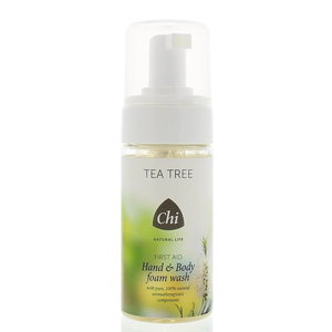 Chi Tea Tree Hand & Body Foam Wash 115ml