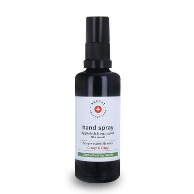 Repeat Premium Care Hand Spray Orange & Ylang 100ml
