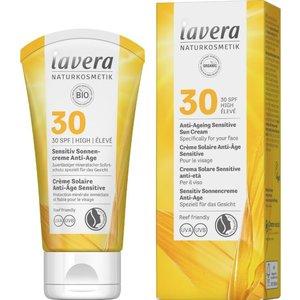 Lavera Anti-Ageing Sensitive Sun Cream SPF30 50ml