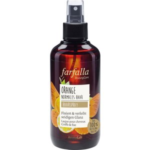 Farfalla Orange Hair Spray 200ml