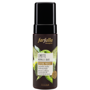 Farfalla Limette Styling Mousse 150ml