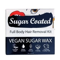 Sugar Coated Full Body Hair Removal Kit 250g