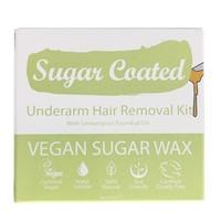 Sugar Coated Underarm Hair Removal Kit 200g
