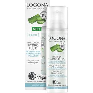 Logona [classic] Hyaluron Hydro Fluid 30ml