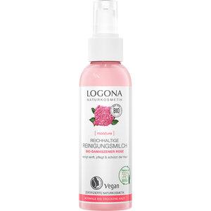 Logona [moisture] Rijke Reinigingsmelk 125ml