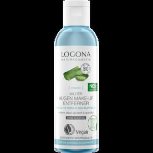 Logona [classic] Milde Oog Make-Up Remover 125ml