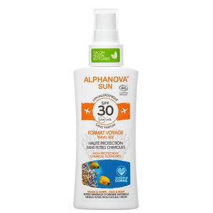 Alphanova SUN Hypoallergeen Zonnebrandspray SPF30 90g