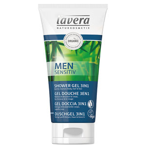 Lavera Men Sensitiv Shower Gel 3in1 200ml