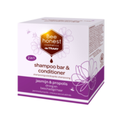 De Traay Bee Honest Shampoo Bar & Conditioner Jasmijn & Propolis 80g