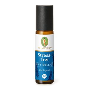 Primavera Stress Free Aroma Roll-on 10ml