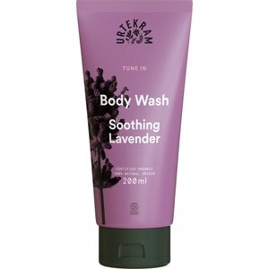 Urtekram Tune In Body Wash Soothing Lavender 200ml
