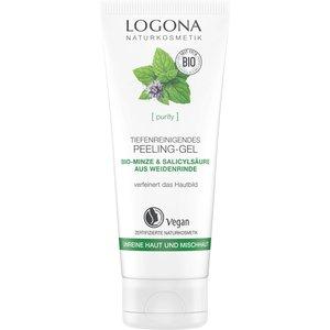 Logona [purify] Diepreinigende Peeling-Gel 100ml