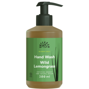 Urtekram Blown Away Hand Wash Wild Lemongrass 300ml