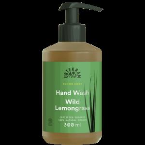 Urtekram Hand Wash Wild Lemongrass 300ml