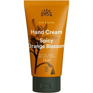 Urtekram Hand Cream Spicy Orange Blossom 75ml