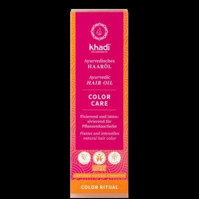 Khadi Ayurvedic Hair Oil Color Care 50ml