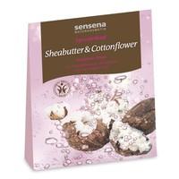 Sensena Bubbelbad Sheabutter & Cottonflower 80g