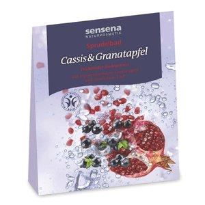 Sensena Bubbelbad Cassis & Granaatappel 80g