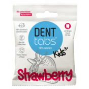 Denttabs Kids Tandenpoets Tabletten met Fluoride 125st